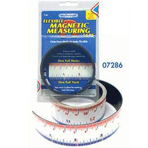 Magnetic Measuring Tape 1 Meter 07286