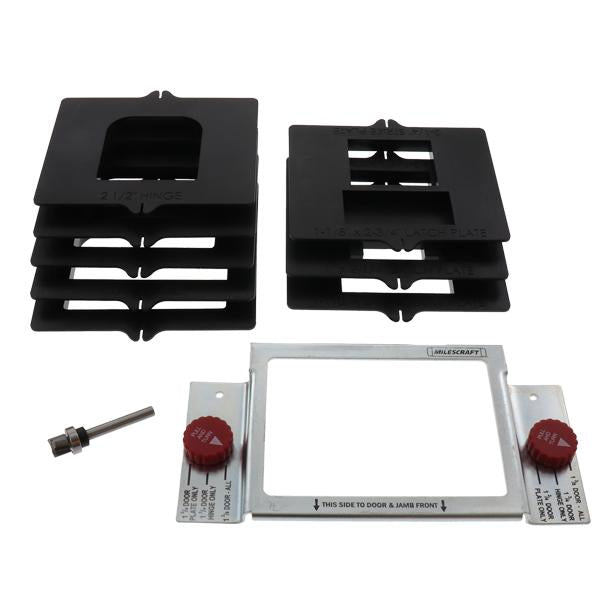 Milescraft 1213 Complete Door Mortising Kit 012583110