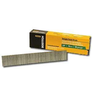 Bostitch 3/4'' 18-Gauge Brads 1000 pk, BT1303B-M1