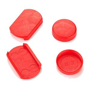 Bessey, 3101394 Plastic Replacement Pads for TG4.0 Clamps 59019