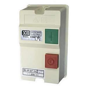 Black Jack Magnetic Switch 110-120V - 12 to 18 amp - 1 HP