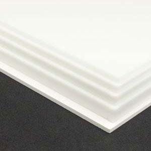 FPVC Plastic 16in X 16in X 6mm