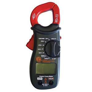 ROK, 31320 Small Digital Clamp Meter 12670