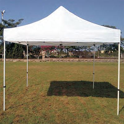 Western Rugged 10 x 10-foot Commercial Event Pop Up Tent FSSHST10WH