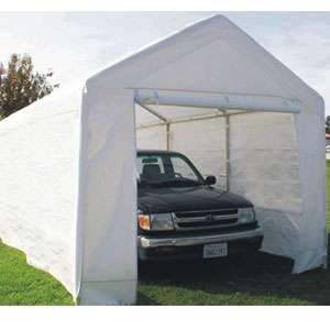 Western Rugged 12'X28' Fully Covered Canopy