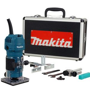Makita 1/4'' Laminate Trimmer 3709x