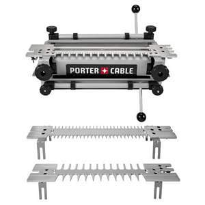 Porter Cable 4216 12'' Deluxe Dovetail Jig Combo-Kit