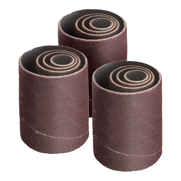 ROK, 44412 12 Pc Assorted Sanding Drum Sleeves 167009