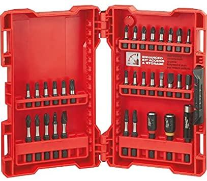 Milwaukee, 48 32 4004 42 pc Power Bit Set 012863270