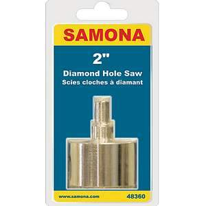 Samona 48360, 2'' Diamond Hole Saw (01267987)