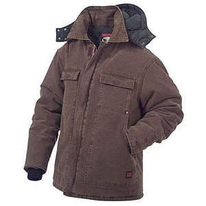 Tough Duck Washed Bushnel Parka 5537B