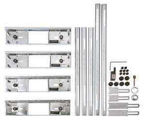 Porter Cable 59381 Hinge Butt Template Kit Porter Cable