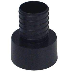 Samona, 60068 Threaded Quick Adapter 4'' to 2-1/2'' Dust Collection (2-1/2'' threaded) 12720