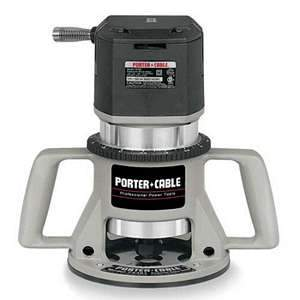 Porter Cable 7518 15 Amp 3-1/4 hp Router Fixed Base 5-Speed