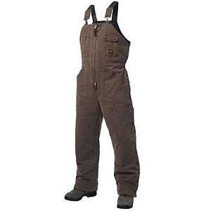 Tough Duck Washed Insulated Bib Overall 75371B