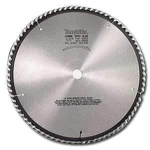 Makita 16-inch 60 Tooth ATB Beam & Timber Cutting Saw Blade