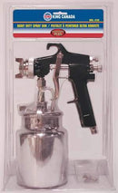 King, Spray Gun