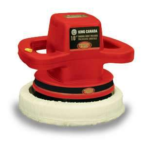 King, 8301 10'' Random Orbit Polisher 16629