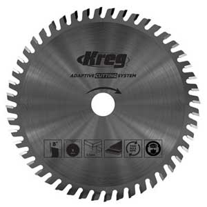 Kreg ACS705 Adaptive Cutting System 48-Tooth Saw Blade 10035