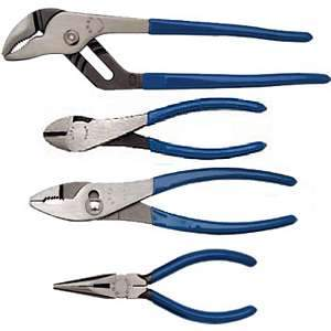 Gray Tools 4-pc Plier/Cutter Set B4PS