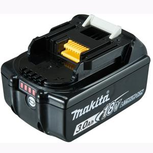 Makita BL1830B 18-Volt 3.0 Ah LXT Lithium-Ion Battery with Fuel Gauge
