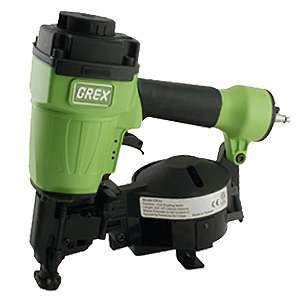 *Grex 2'' .120'' Coil Roofing Nailer CR50