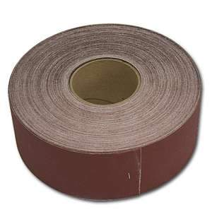 Klingspor 4'' x 164 ft (50m) Roll Sander Paper for Drum Sander