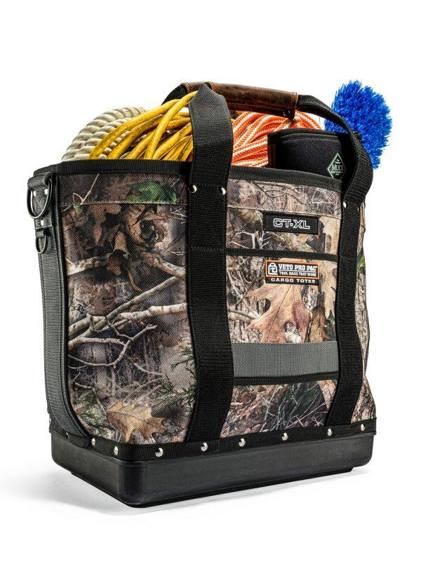 Veto Pro, CT-XL Camo TT Extra Large Cargo Tote