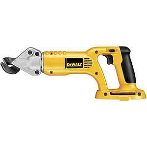 DeWalt 18V Cordless 18 Gauge Swivel Head and Shear (Tool Only)