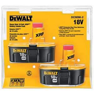 Dewalt 18V XRP Battery Combo Pack 2.2Ah DC9096-2