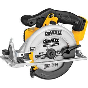 DCS391B 20V MAX 6-1/2'' Circular Saw (Tool Only)