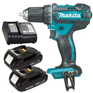 Makita LXT 18V Drill Kit - DDF482SYE