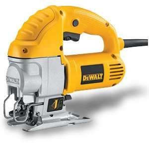 DeWalt DW317 Heavy Duty Compact Jig Saw Kit