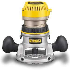 DeWalt, Heavy-Duty 1-3/4 HP Fixed Base Router