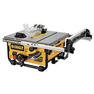 DeWalt DW745 10-inch Compact Job Site Table Saw
