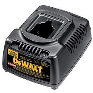 DeWalt, 18V 1 Hour Charger with Tune Up Mode, DC9310