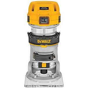 DeWalt DWP611 1.25 hp Variable Speed Compact Router