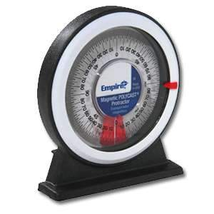 Empire, Magnetic Polycast Protractor, F36