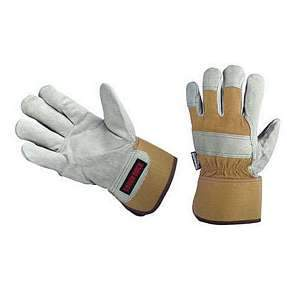 Tough Duck, Thinsulate-Lined Cow Split Leather Gloves
