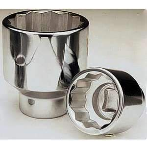 Gray Tools 1½'' Chrome Standard SAE 12-point Socket