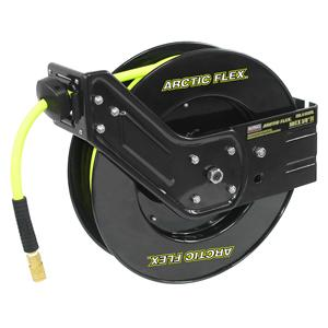 King, K-5038FRL Retractable Air Hose Reel 3/8'' X 50' 16646