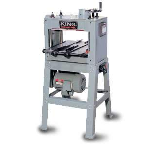 King, KC-235PM 13'' Planer/Moulder