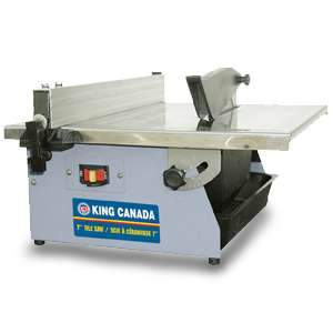 King, KC-3003 7'' Tile Saw 16661