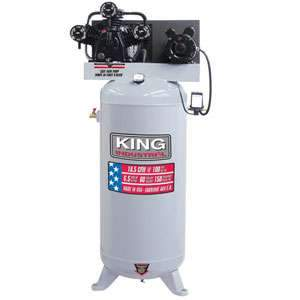 King KC-5160V1 6.5 Peak HP 60 Gallon Air Compressor