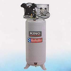 King Stationary 6½ HP Air Compressor KC-6160V1