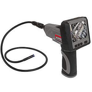*King KC-9200 Wireless Inspection Camera w/Recordable Monitor