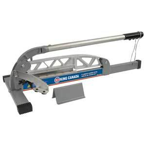 King 9 inch Laminate Flooring Cutter KC-9LCT