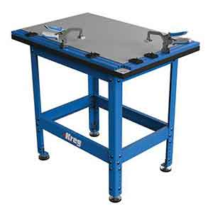 Kreg KCT-COMBO Klamp Table w/ Steel Stand Combo