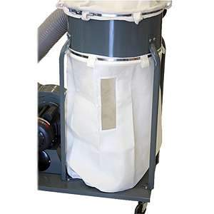 King, KDCB-3105B Lower Dust Collector Cloth Bag 15565