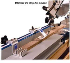 Kreg, KMS8000M Precision Trak & Stop Miter Saw Kit in Metric Measurements